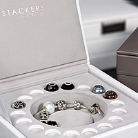Stackers® Lidded Charm Jewellery Storage Box