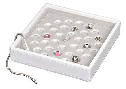 charm bracelet jewellery storage box