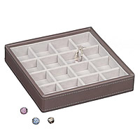 Stackers® 'Criss-Cross' Charm Jewellery Storage Box