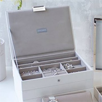 Stackers $reg$ Lidded Jewellery Storage Box
