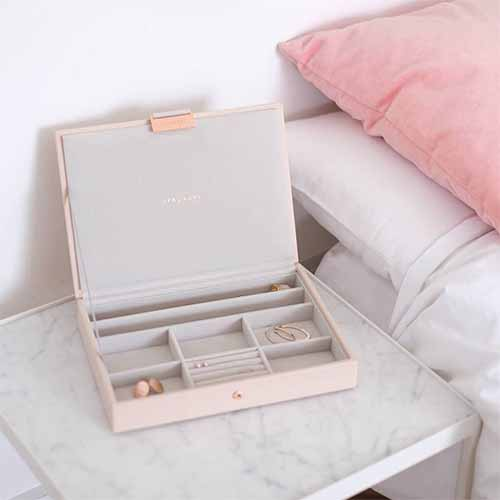 Stackers® Lidded Jewellery Storage Box