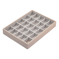 Stackers $reg$ Jewellery Storage Box - 25 Compartment