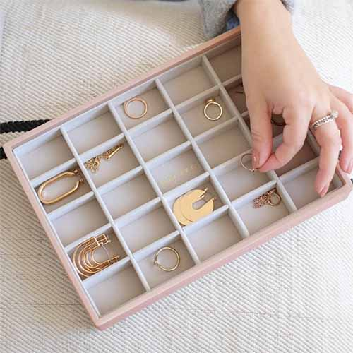 Stackers® Jewellery Storage Box - 25 Compartment