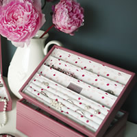 Stackers $reg$ Ring and Bracelet Jewellery Storage Box