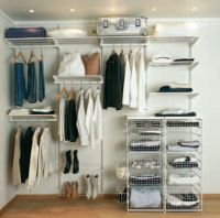 Elfa Wardrobe - Best Selling Solution in White