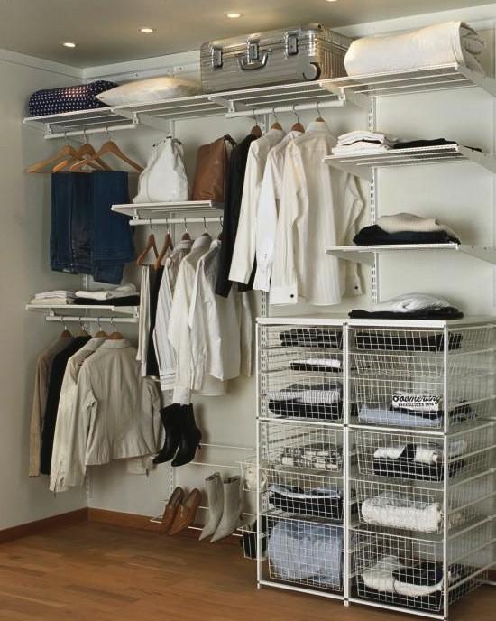 Elfa Wardrobe - Best Selling Solution White