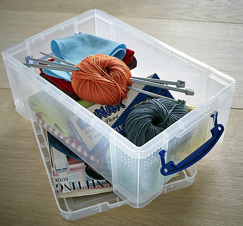 9 litre craft storage box - Really Useful Boxes