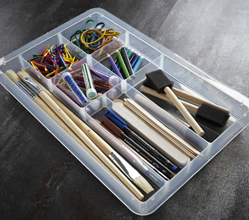 Store Craft Stationery Divider Tray