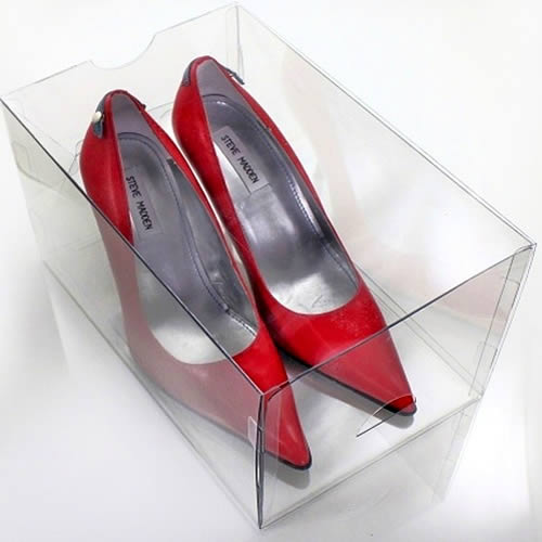 stiletto shoe storage box
