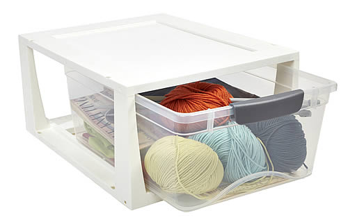 modular craft storage drawers