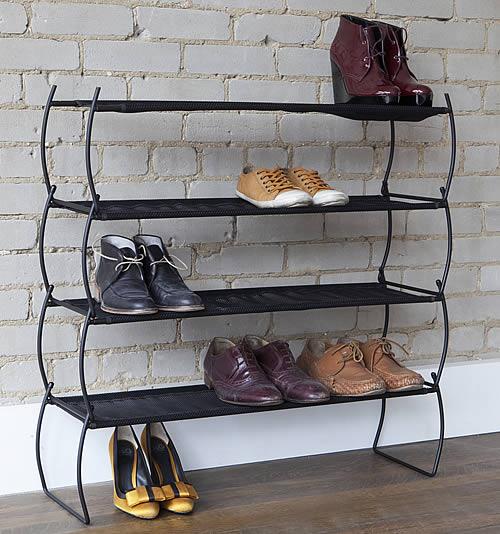 Imelda Shoe Rack from Umbra