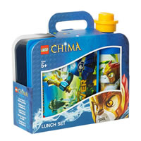 Vintage LEGO Chima Lunch Set