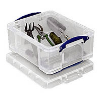 21 Litre Really Useful Plastic Storage Box