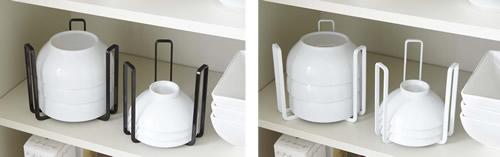 Cupboard Bowl Tidy - Large
