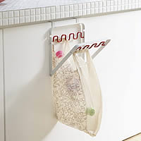 Cupboard Door Carrier Bag Recycling Bin
