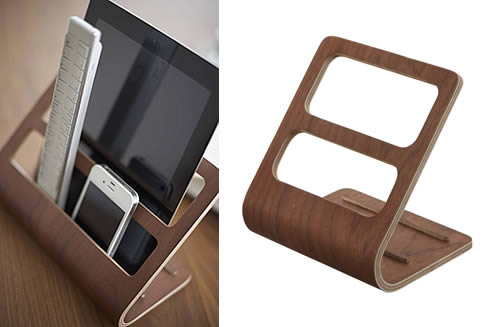 Remote Control and Tablet Stand
