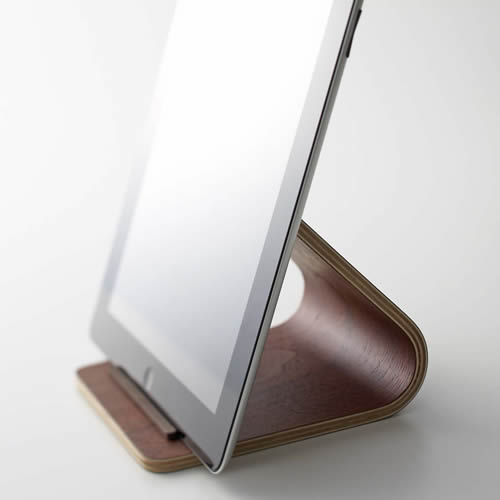 Wooden iPad / Tablet Stand