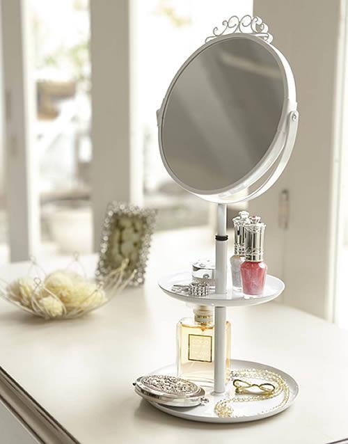 Jewellery storage mirror uk gossip