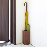Wooden Umbrella Stand