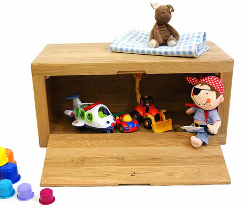 Wooden Toy Box Part 42