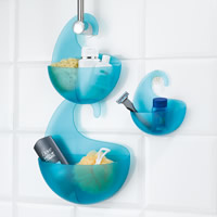Surf Hanging Shower Caddy