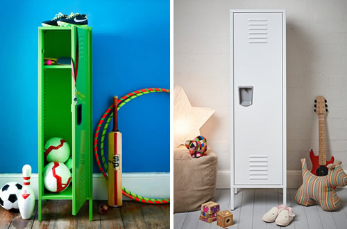 Retro Storage Locker - Tall