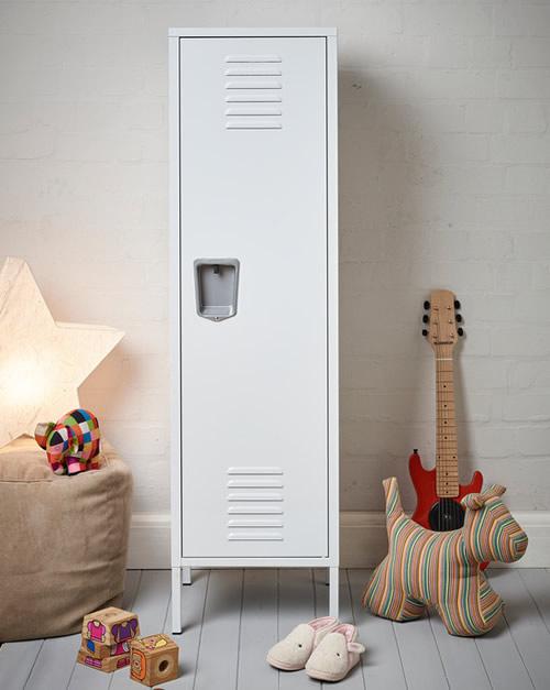 Childrens Animals Storage Box Chest 3 Kids Drawer Bedroom: Kids Retro Bedroom Locker