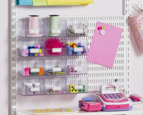 Elfa Craft Storage Board