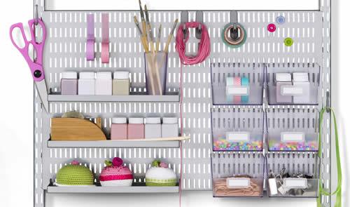 Elfa Craft Slim Storage Hook