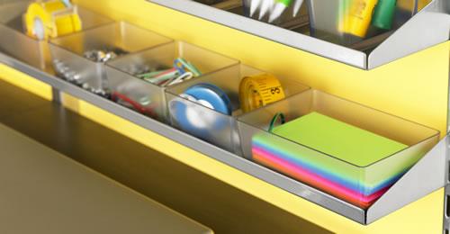 Clear Rectangular Storage Box