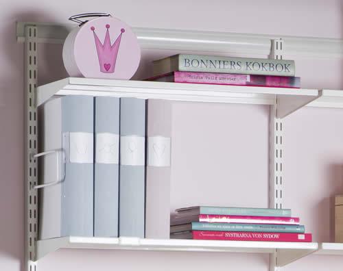 Elfa Craft Shelf