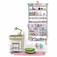Elfa Craft Best Selling Solution