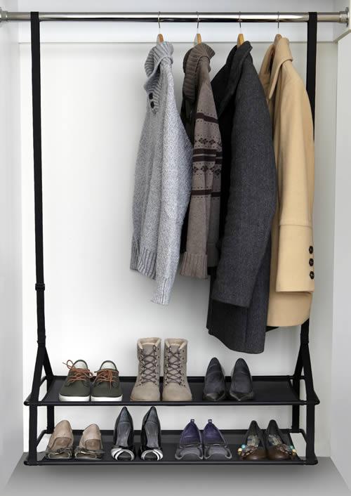 Shoester Wardrobe shoe Organiser - umbra