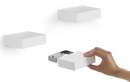 3 x Floating Display Shelves