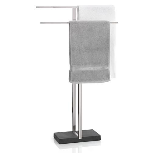Duo Freestanding Towel Rail