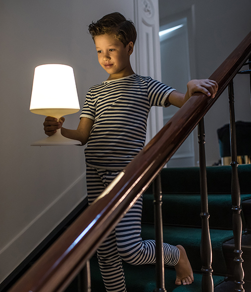 just like our Fatboy Lamp