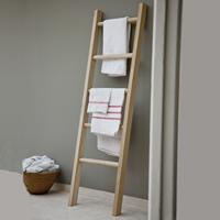 Solid Oak Towel Ladder