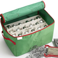 72 Bauble Storage Bag