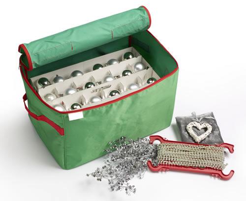 Christmas Decoration Bauble Storage Box