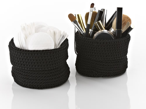 Set of 2 Storage Baskets
