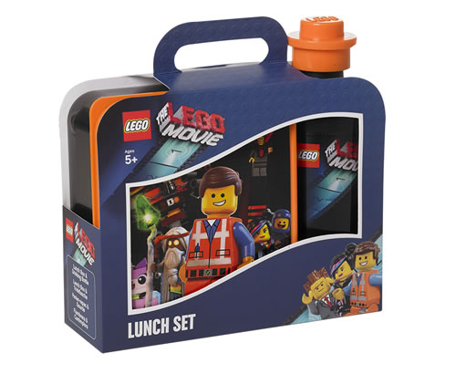 The LEGO Movie Lunch Box Set