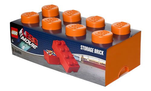 The LEGO Movie Giant Storage Brick - Large