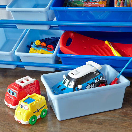 plastic toy box