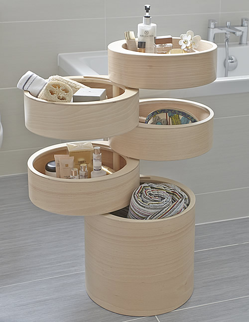 Bellantonio rotating chest of drawers