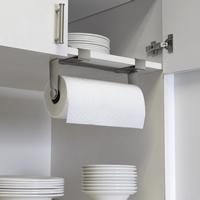 Mountie Kitchen Roll Holder
