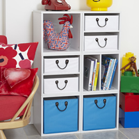 Handbridge Storage Cube - Set J