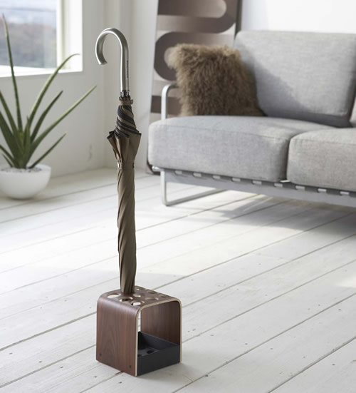 Designer Wooden Umbrella Stand