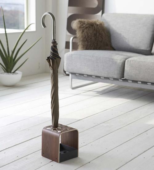 Designer Wooden Umbrella Stand
