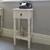 Classic Wooden Telephone Table