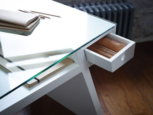 Gerrit writing desk by Gilmore Space